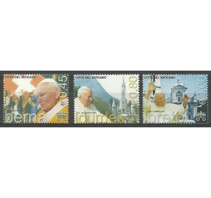 Znaczek Watykan 2005 Mi 1530-1532 Czyste **