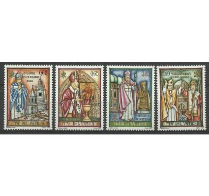 Znaczek Watykan 2007 Mi 1592-1595 Czyste **