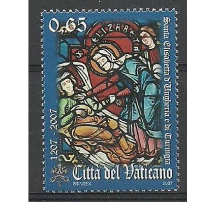 Znaczek Watykan 2007 Mi 1600 Czyste **