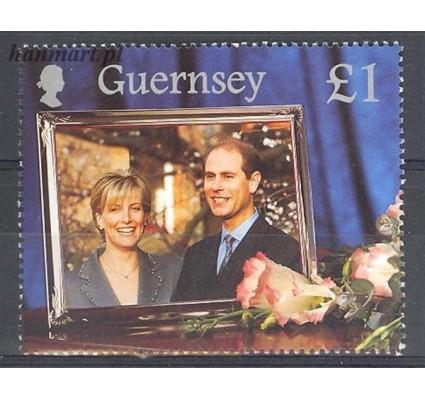 Znaczek Guernsey 1999 Mi 812 Czyste **
