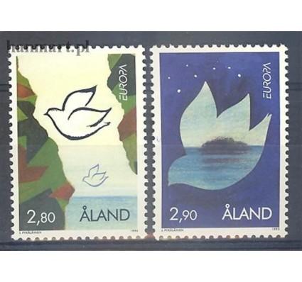 Wyspy Alandzkie 1995 Mi 100-101 Czyste **