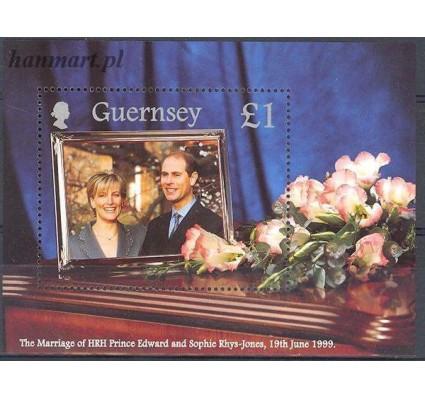 Guernsey 1999 Mi bl 23 Czyste **