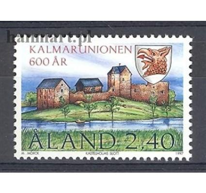 Znaczek Wyspy Alandzkie 1997 Mi 129 Czyste **