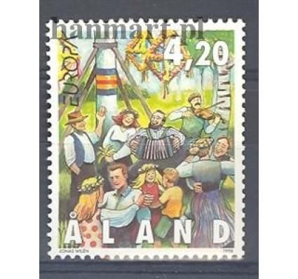 Znaczek Wyspy Alandzkie 1998 Mi 140 Czyste **