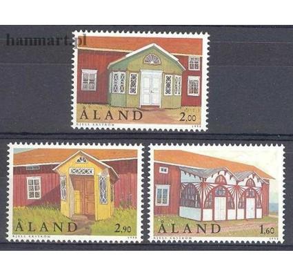 Znaczek Wyspy Alandzkie 1998 Mi 145-147 Czyste **