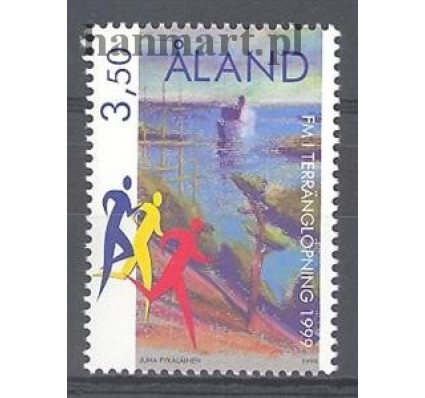 Wyspy Alandzkie 1999 Mi 163 Czyste **