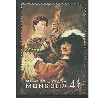 Znaczek Mongolia 1981 Mi 1405 Czyste **