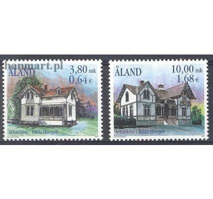 Wyspy Alandzkie 2000 Mi 179-180 Czyste **