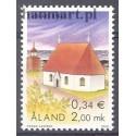 Wyspy Alandzkie 2000 Mi 182 Czyste **