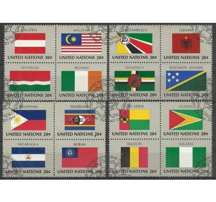Znaczek Narody Zjednoczone Nowy Jork 1982 Mi 397-412 Stemplowane