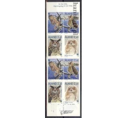Znaczek Wyspy Alandzkie 1996 Mi mh 4 Czyste **