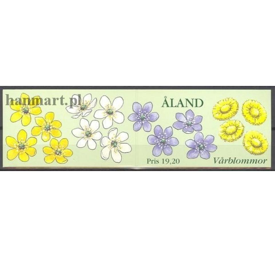 Wyspy Alandzkie 1997 Mi mh 5 Czyste **