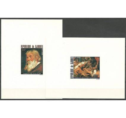 Znaczek Dżibuti 1978 Mi lx 216-217B Czyste **