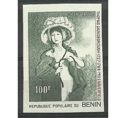 Znaczek Benin 1977 Mi 106B Czyste **