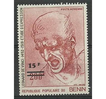 Znaczek Benin 1983 Mi 338 Czyste **
