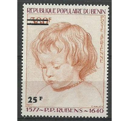 Znaczek Benin 1983 Mi 342 Czyste **