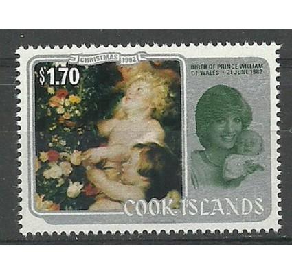 Znaczek Wyspy Cooka 1982 Mi 843 Czyste **