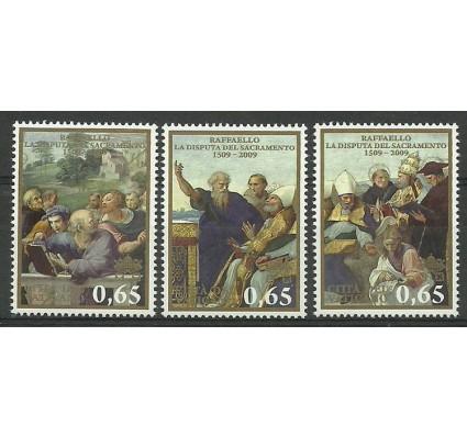 Znaczek Watykan 2009 Mi 1648-1650 Czyste **