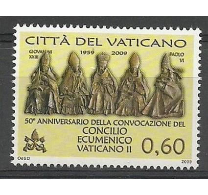 Znaczek Watykan 2009 Mi 1658 Czyste **