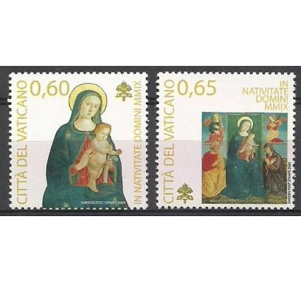 Znaczek Watykan 2009 Mi 1659-1660 Czyste **
