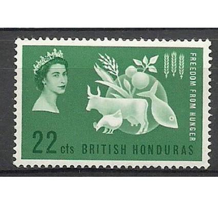 Znaczek Honduras Brytyjski 1963 Mi 176 Czyste **