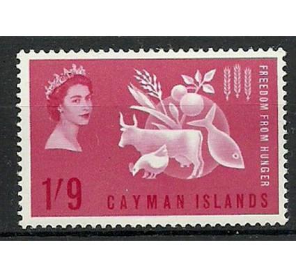 Znaczek Kajmany 1963 Mi 169 Czyste **