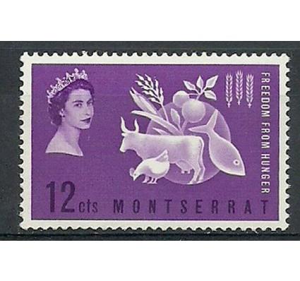 Znaczek Montserrat 1963 Mi 151 Czyste **
