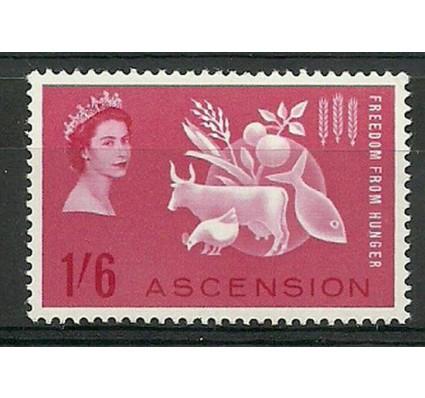 Znaczek Wyspa Wniebowstąpienia 1963 Mi 89 Czyste **