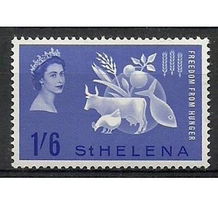 Znaczek Wyspa św. Heleny 1963 Mi 160 Czyste **