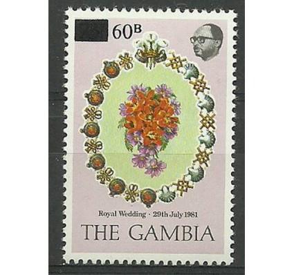 Znaczek Gambia 1982 Mi 437 Czyste **