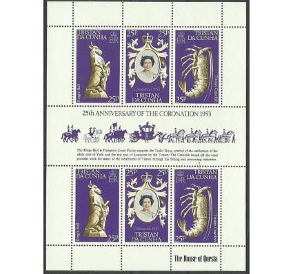 Znaczek Tristan da Cunha 1978 Mi ark 238-240 Czyste **