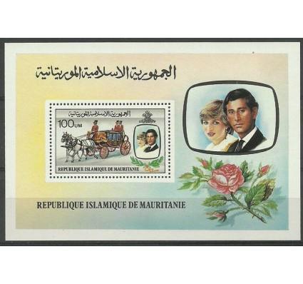 Znaczek Mauretania 1982 Mi bl 36 Czyste **