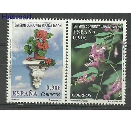 Znaczek Hiszpania 2013 Mi 4834-4835 Czyste **