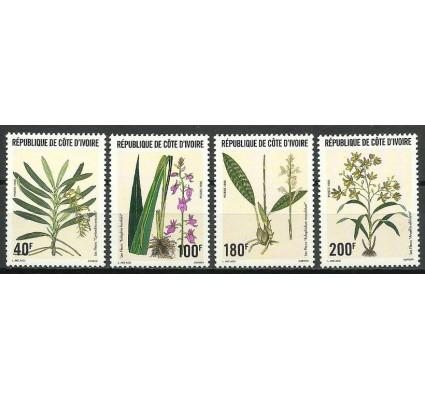 Znaczek Wybrzeże Kości Słoniowej 1996 Mi 1157-1160 Czyste **