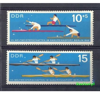NRD / DDR 1966 Mi 1202-1203 Czyste **