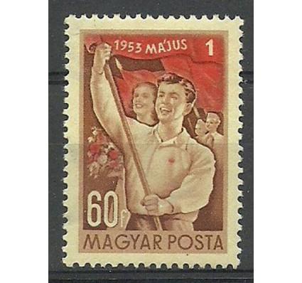 Znaczek Węgry 1953 Mi 1304 Czyste **