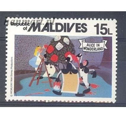 Znaczek Malediwy 1980 Mi 915 Czyste **