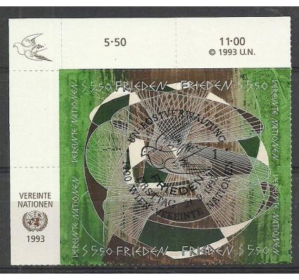 Znaczek Narody Zjednoczone Wiedeń 1993 Mi 152-155 Stemplowane