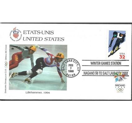 Znaczek USA 1998 Mi 2905 FDC