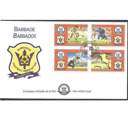 Znaczek Barbados 2004 Mi 1080-1083 FDC