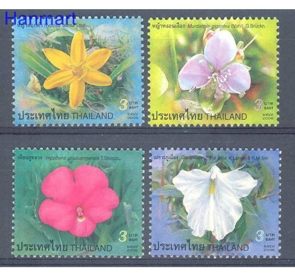 Tajlandia 2006 Mi 2472-2475 Czyste **