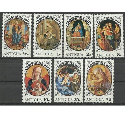 Znaczek Barbuda 1977 Mi 337-343 Czyste **