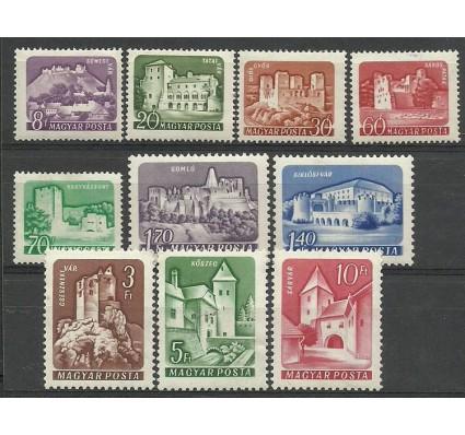 Znaczek Węgry 1960 Mi 1650-1659 Czyste **