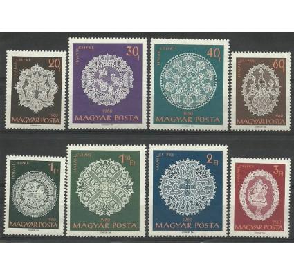 Znaczek Węgry 1960 Mi 1660-1667 Czyste **