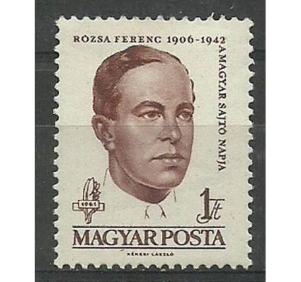 Znaczek Węgry 1961 Mi 1726 Czyste **