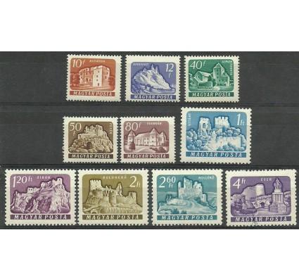 Znaczek Węgry 1961 Mi 1737-1746 Czyste **