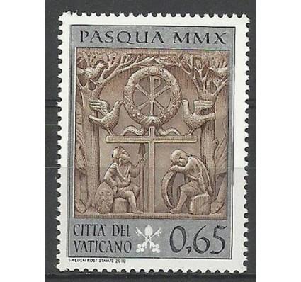 Znaczek Watykan 2010 Mi 1665 Czyste **