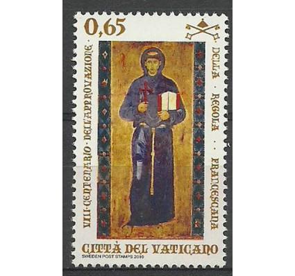 Znaczek Watykan 2010 Mi 1680 Czyste **