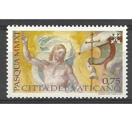 Znaczek Watykan 2011 Mi 1697 Czyste **