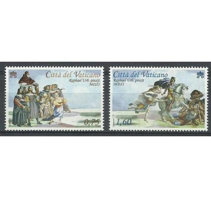 Znaczek Watykan 2011 Mi 1717-1718 Czyste **